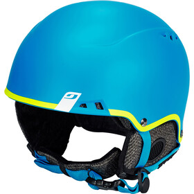 Julbo Leto Casque de ski Enfant, blue/green